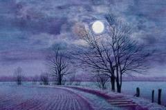 Der Mond ist aufgegengen